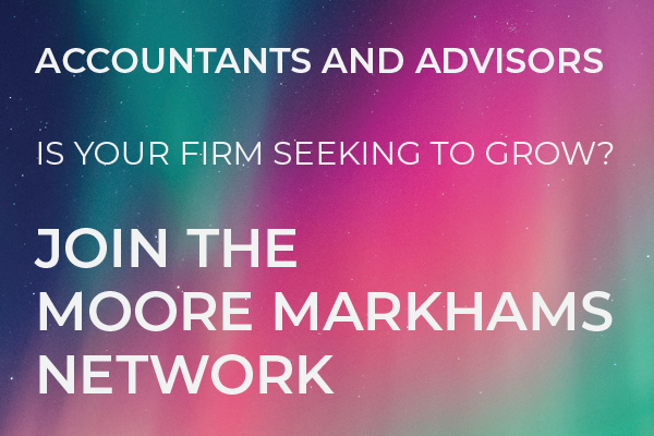 Business opportunities with Moore Markhams